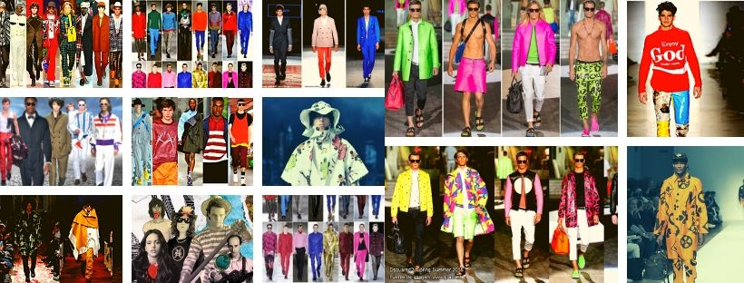 ropa pop art hombre