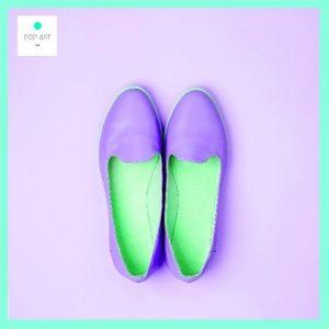 bailarinas y zapatos planos originales y comodos
